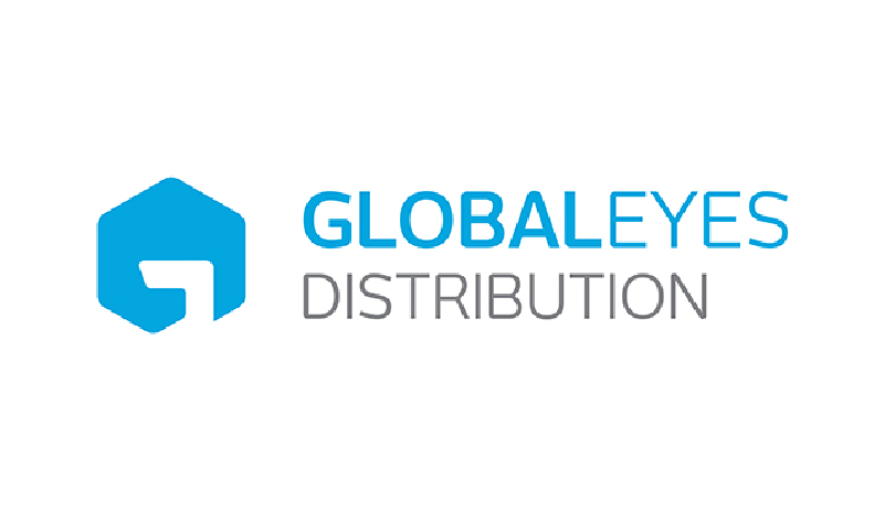 Global Eyes Distribution logo