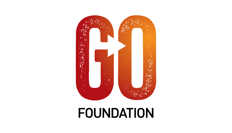 GO Foundation logo