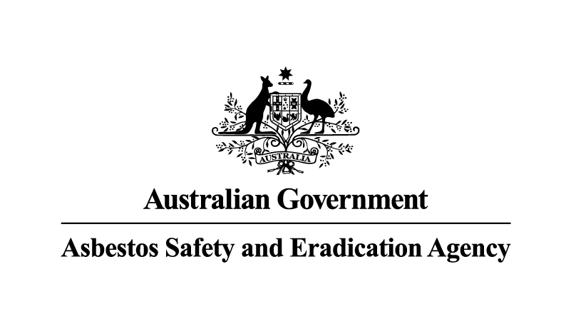 ASEA Logo - Australian Government, Asbestos Safety and Eradication Agency